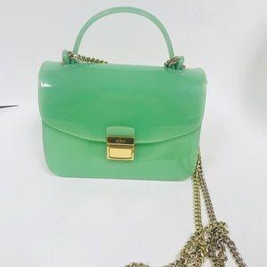 Furla Candy Sugar Mini Jelly Crossbody Bag